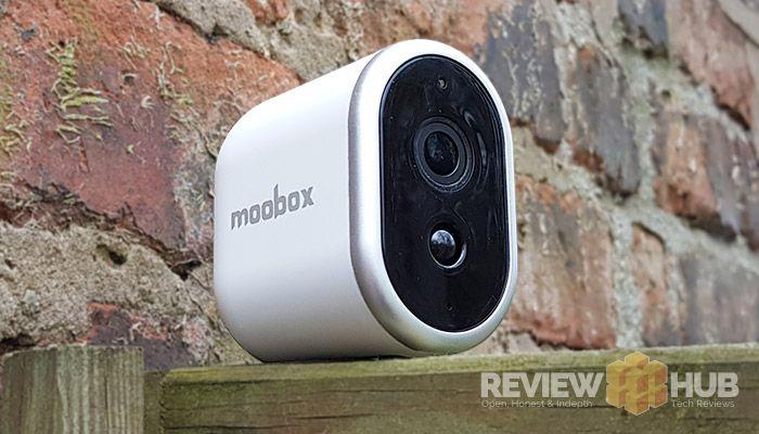 Moobox HD Security Camera Filming