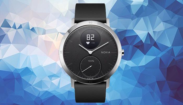 Nokia Steel HR Header Image