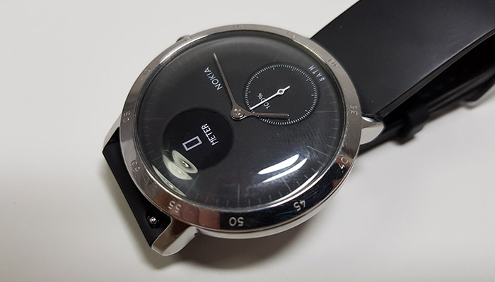 Nokia Steel HR Smartwatch Display