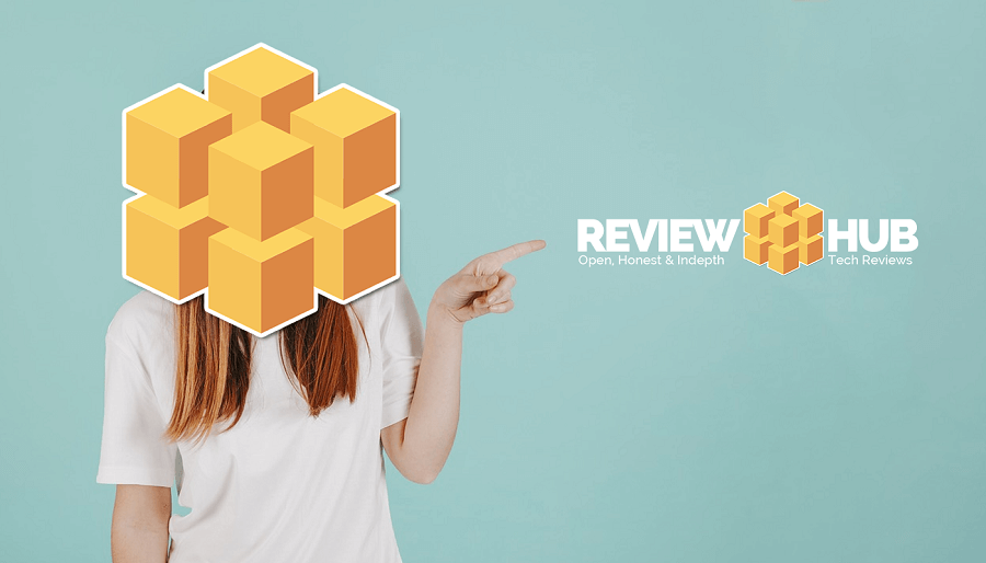 Review Hub Mascot