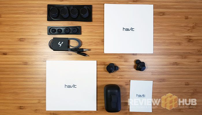 Havit G1 Headphones Unboxing