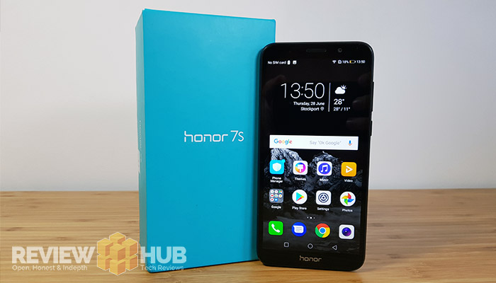 Huawei Honor 7S Smartphone Black