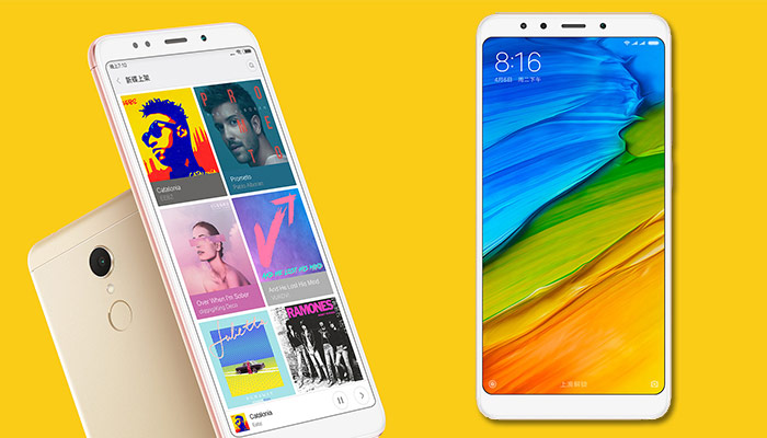 Xiaomi Redmi 5 Plus – Hands On Review