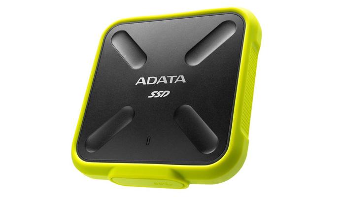 ADATA SD700 512GB Rugged Waterproof SSD