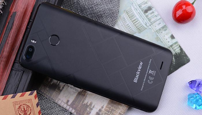 Blackview S6 Design