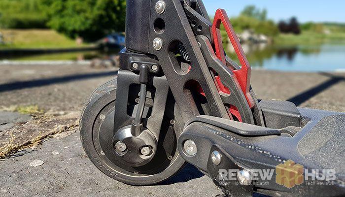 ELE-GO Electric Scooter Wheel Motor