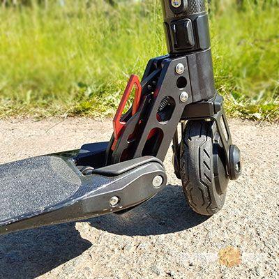 ELE-GO Electric Scooter Locking Mechanism