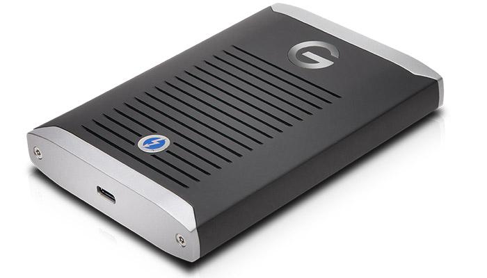 G-Drive Mobile Pro SSD 500GB