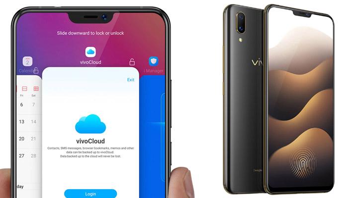 VIVO X21 Phone