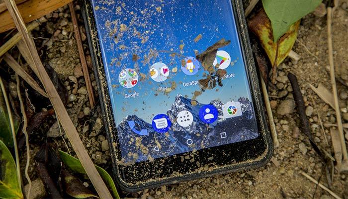 Vernee V2 Pro Smartphone Black