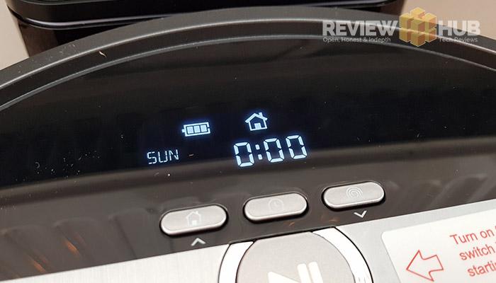 iLife V8s Display