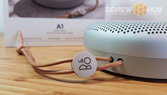 B&O Beoplay A1 Bluetooth Speaker