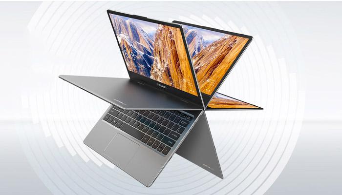 Teclast F5 Convertible Laptop