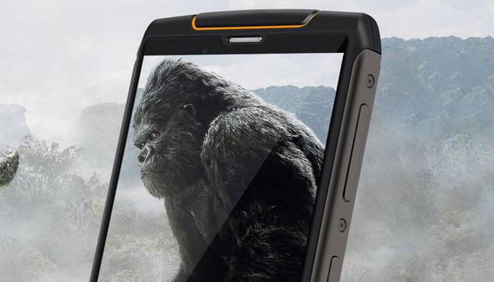 Cubot King Kong 3 Black