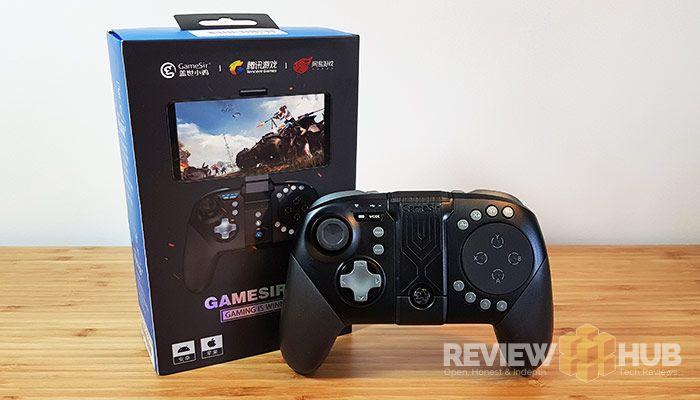 GameSir G5 Controller Design
