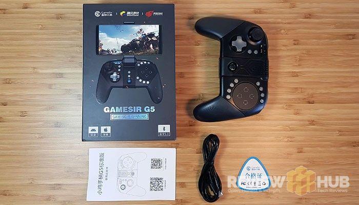 GameSir G5 Unboxing