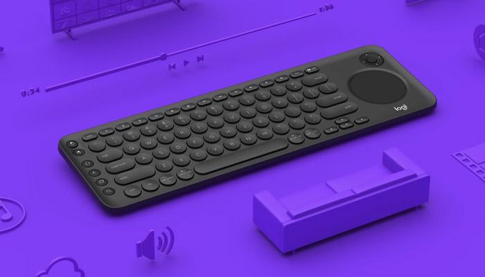 Logitech K600 TV Keyboard – First Impressions