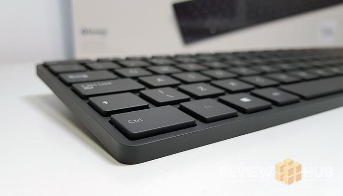 Microsoft Designer Bluetooth Keyboard Design