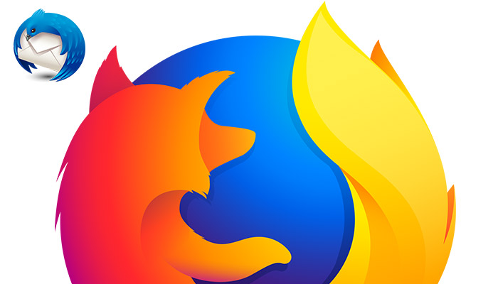 Firefox Thunderbird Scale Solution