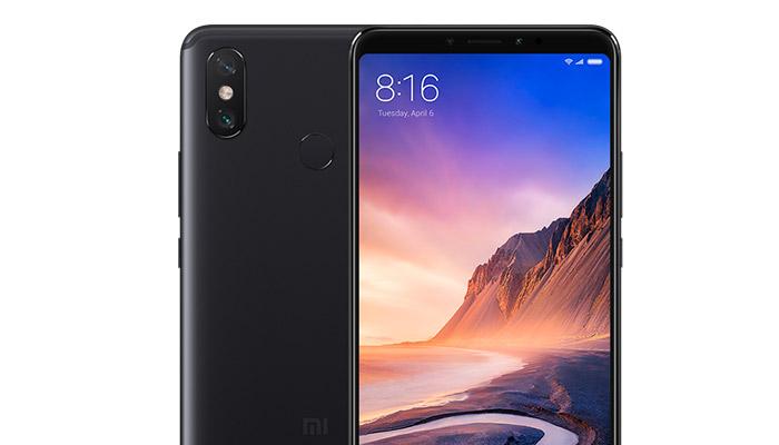 Xiaomi Mi Max 3 Android Smartphone