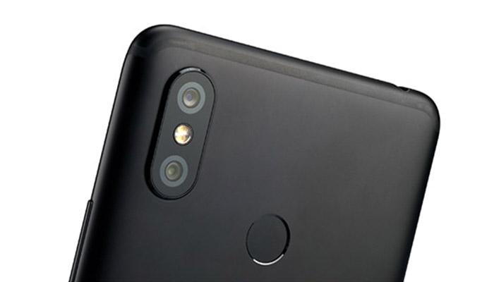 Xiaomi Mi Max 3 Dual Lens Camera