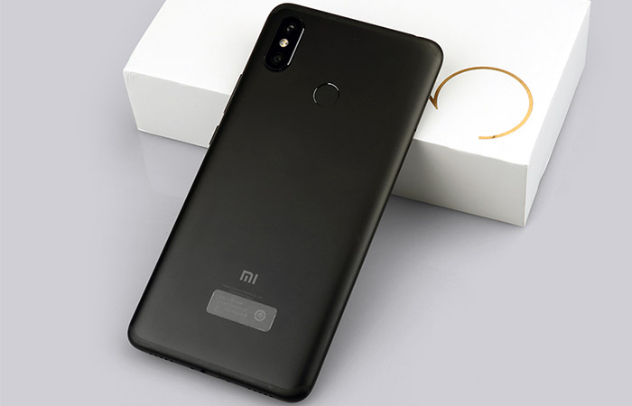 Xiaomi Mi Max 3 Connectivity
