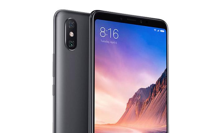 Xiaomi Mi Max 3 Display