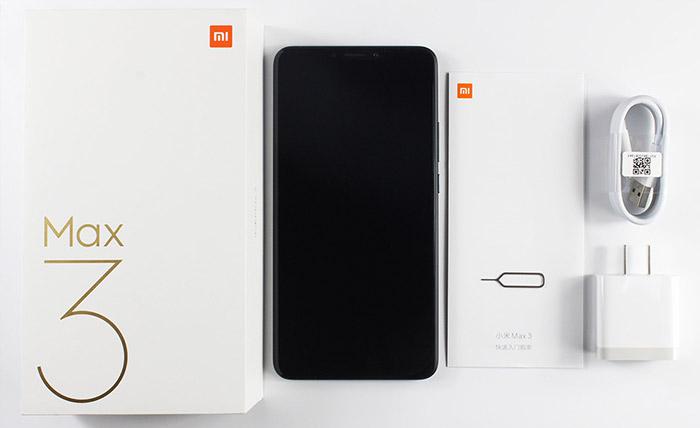 Xiaomi Mi Max 3 Unboxing