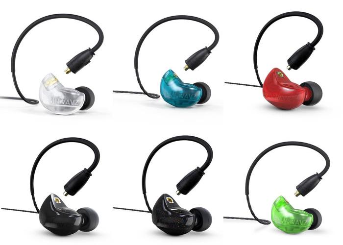 Brainwavz B400 Colour Choices
