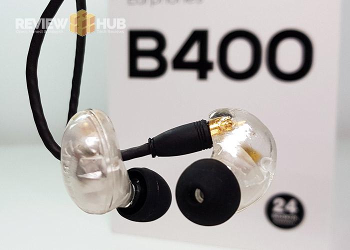 Brainwavz B400 Headphones