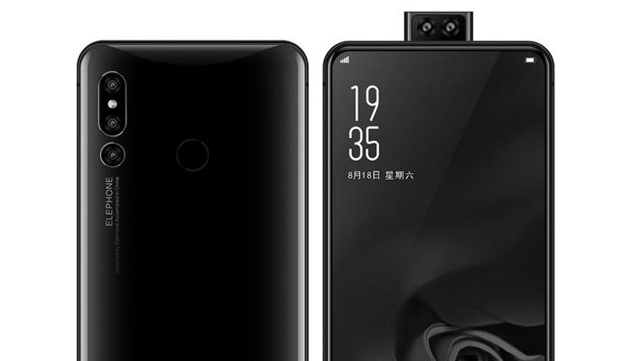 Elephone U2 Pro Black