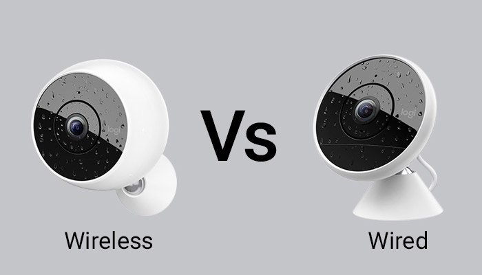 Logitech Circle 2 Wired Vs Wireless
