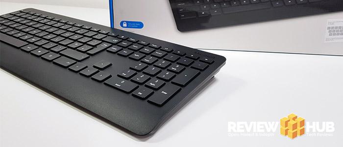 Microsoft Wireless 900 Desktop Keyboard Travel