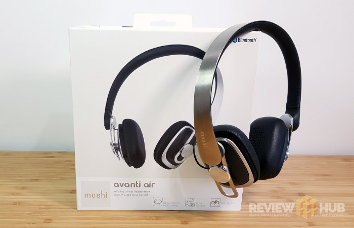 Moshi Avanti Air Wireless Headphones
