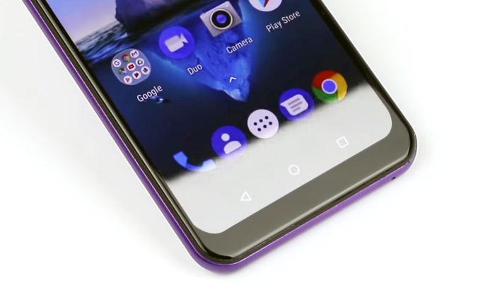 Oukitel C12 Pro Display