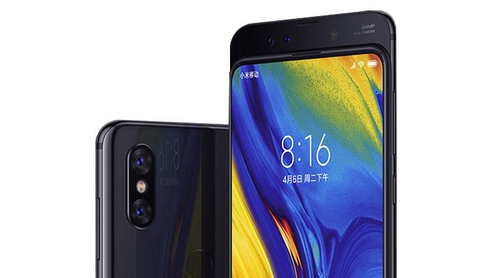 Xiaomi Mi Mix 3 Phone Black