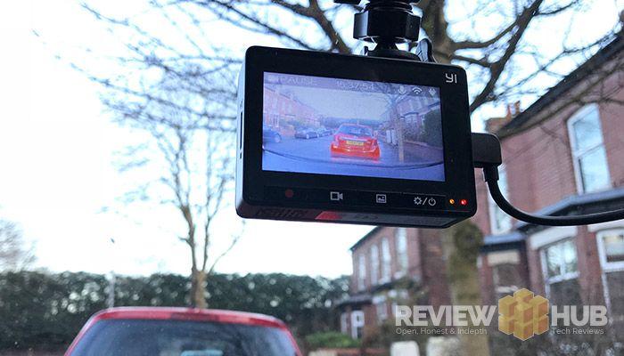 Yi Smart Dash Cam Set Up