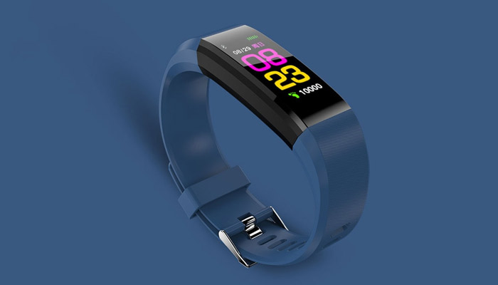 115Plus Smart Bracelet Review (Fitness Tracker)