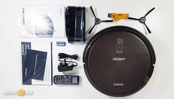 Ecovacs Deebot N79S Unboxing