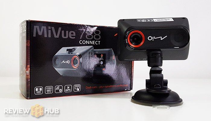 Mio MiVue 788 Dash Camera