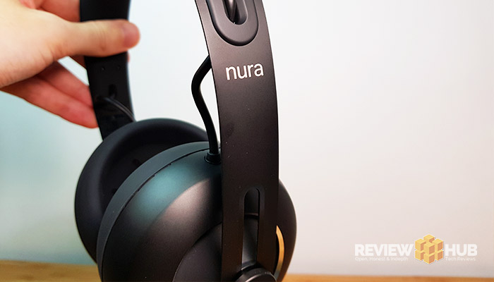 Nuraphone Headphones Design