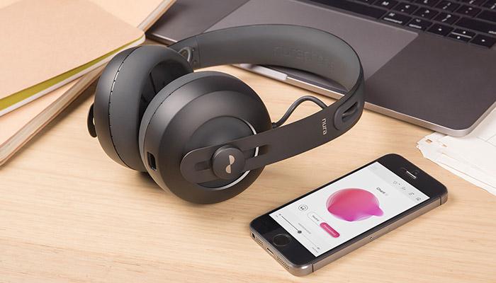 Nuraphone Headphones G2 Black