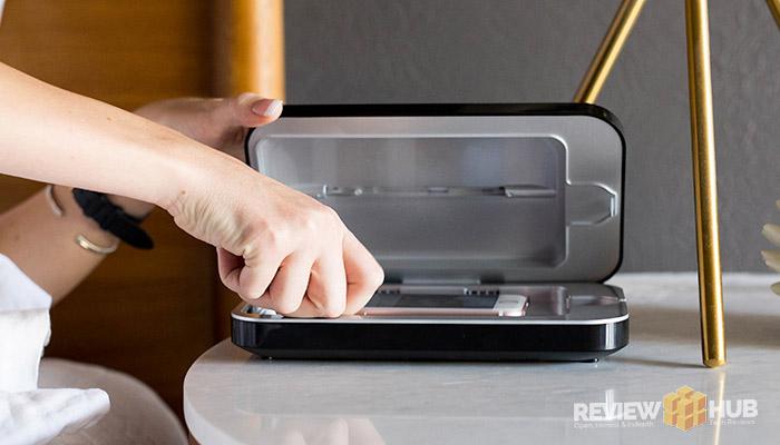 PhoneSoap v3 Review - 99.99% Germs Explode! | Review Hub