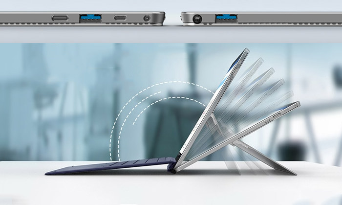 Teclast X6 Pro Connectivity