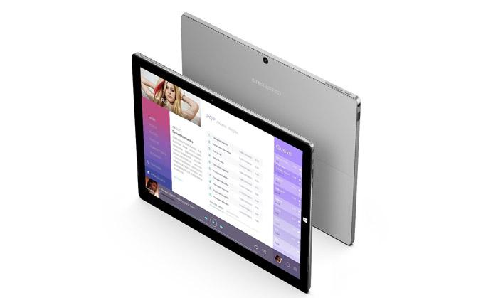 Teclast X6 Pro Design