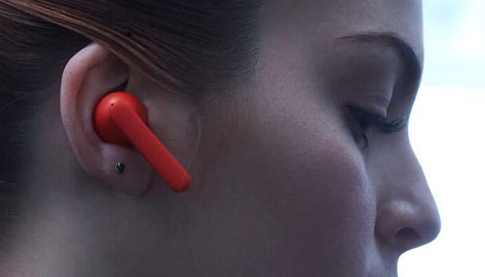 TicPods Free Wireless Earbuds Comfort