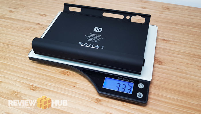 S-Charge Case Weight