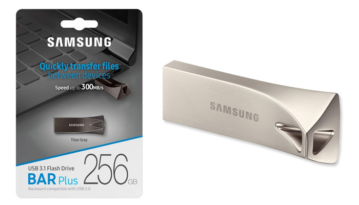 Samsung Bar Plus Rugged