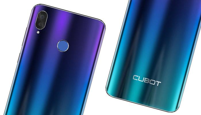 Cubot R15 Phone