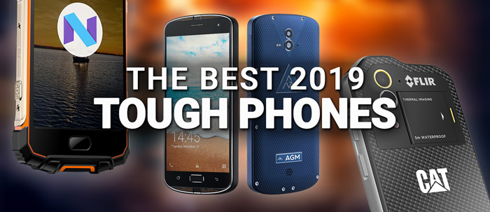 The 10 Toughest, Most Rugged & Fully IP68+ Waterproof Phones You Can Get